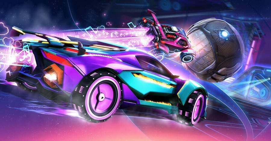 Rocket League Season 2 gameplay