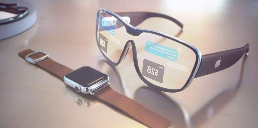 Apple AR Smart Glasses