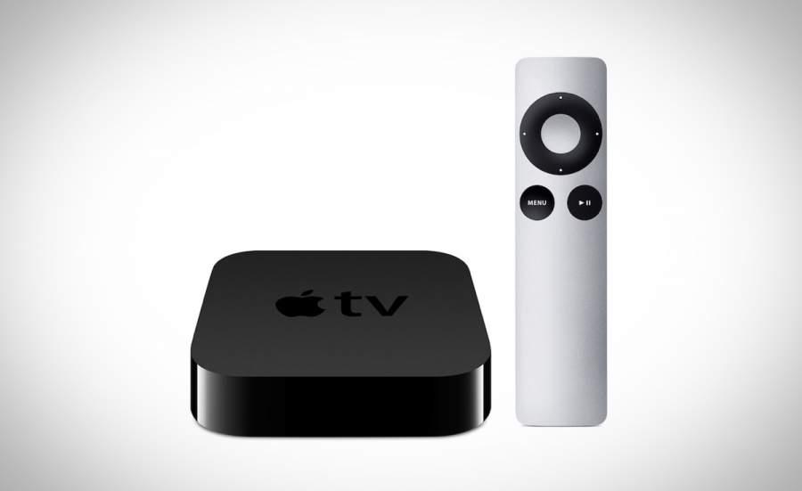 Apple TV Set-Top Box