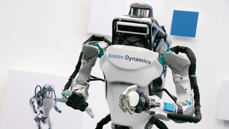 Hyundai Acquires Robotics Company Boston Dynamics