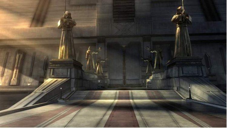 Jedi Temples