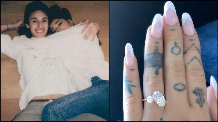 Ariana Grande is Engaged to Dalton Gomez