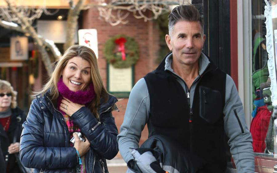 Mossimo Giannulli and Lori Loughlin scam