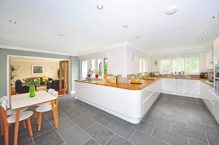 5 Low Maintenance Kitchen Flooring Options