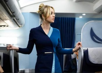 The Flight Attendant Season 2 release date
