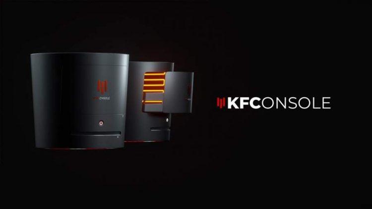 KFC and Cooler Master Gaming PC