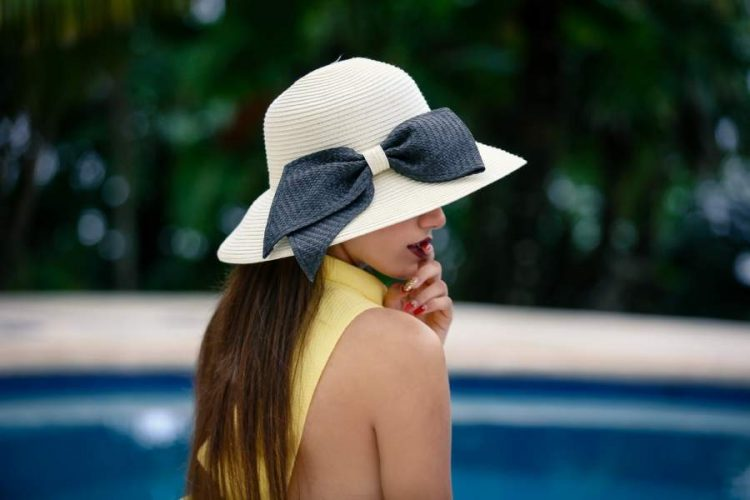 The Best Way To Clean A Straw Hat