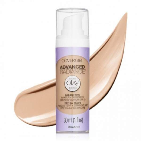 Covergirl Advanced Radiance Foundation
