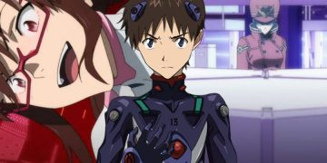 Evangelion 3.0+1.0 release date