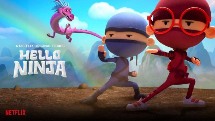 Hello Ninja Season 5