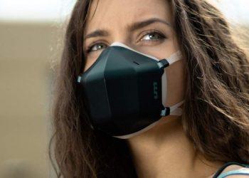 High-tech UV Face Masks