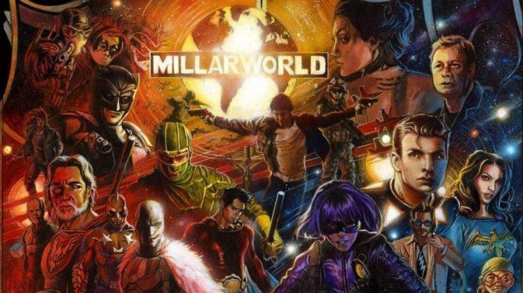 Millarworld Series and Movies