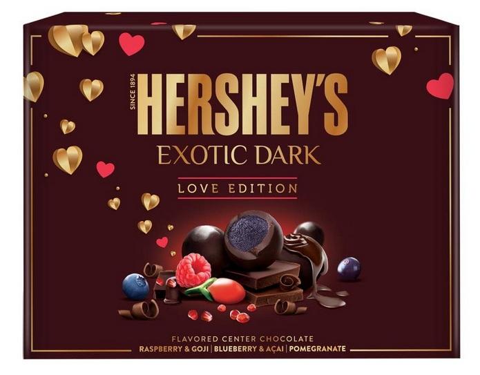 Hershey's Exotic Dark - Love Edition