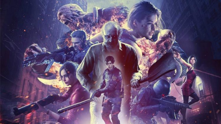 Resident Evil Film Reboot