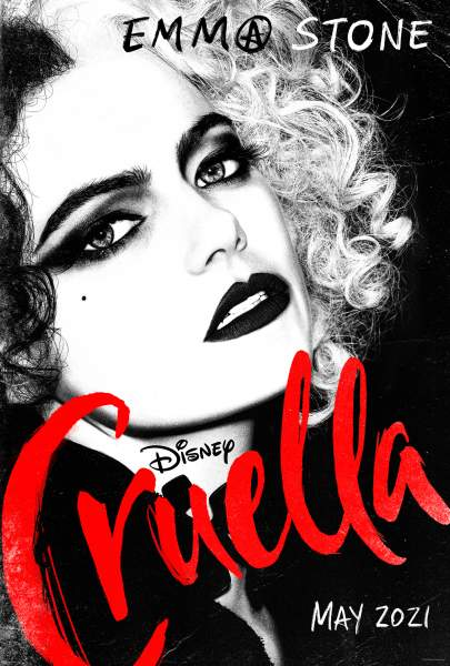 Disney movie Cruella