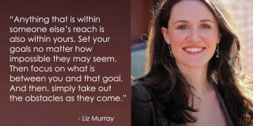 Liz Murray Quotes