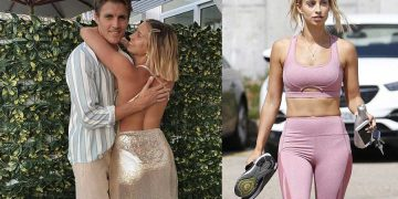 Ferne McCann Confirms Dating with Jack Padgett