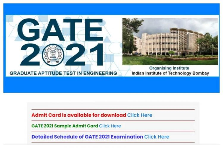 GATE Answer Keys 2021