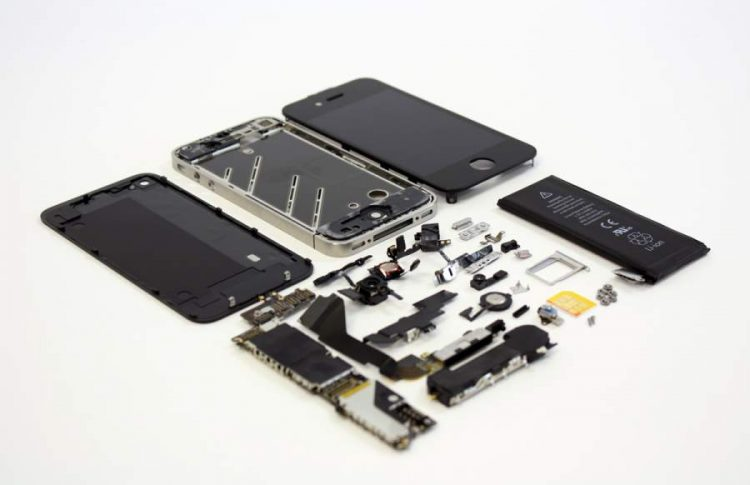 iphone components manufacturers