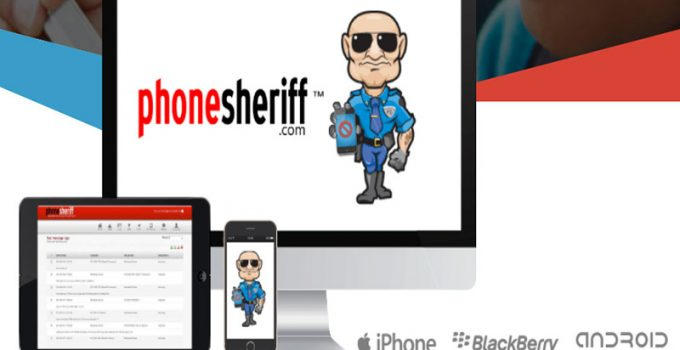 Phonesheriff Spy App