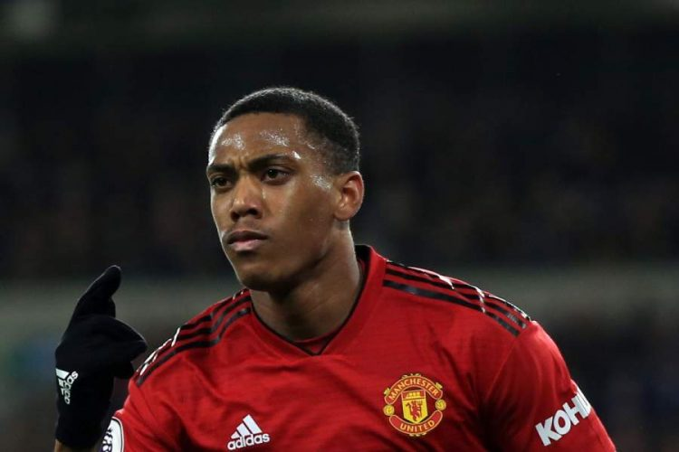 Anthony Martial Biography