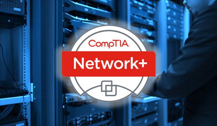 CompTIA Certbolt Network+ Badge