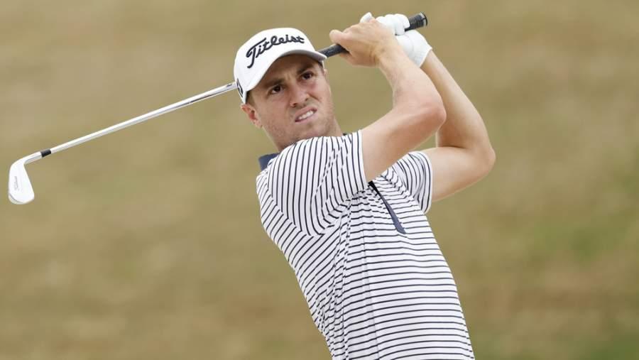 Justin Thomas Golfer