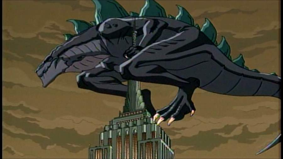 Godzilla The Series