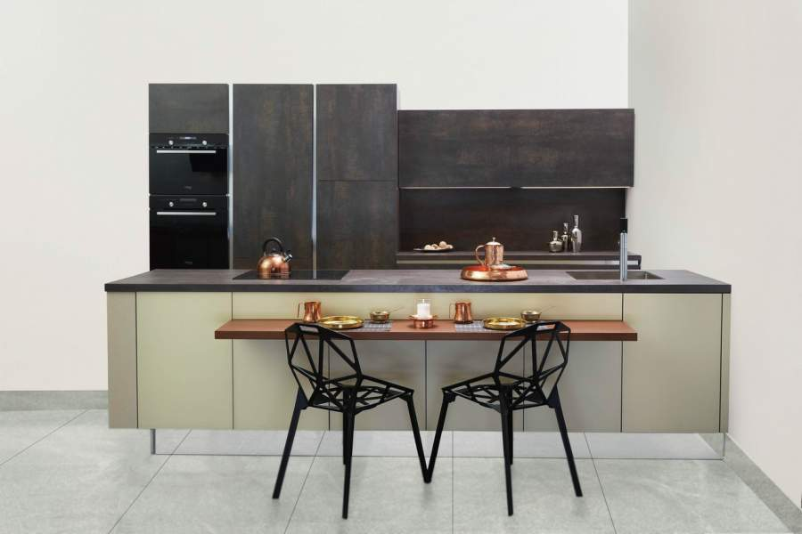 Do A Two-Tone Kitchen Cabinet