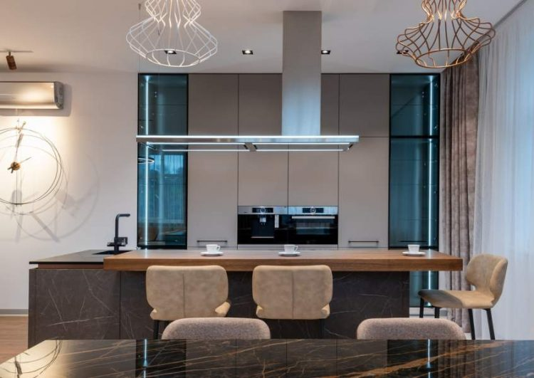 Make Kitchen Cabinet Look Modern and Classic