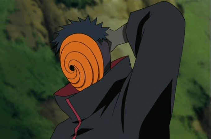 Tobi's Anime Mask