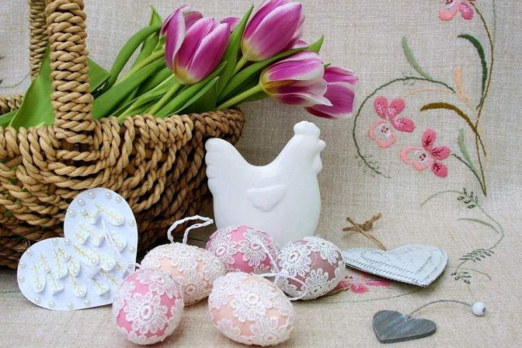 Ways to Decorate Your Easter Eggs