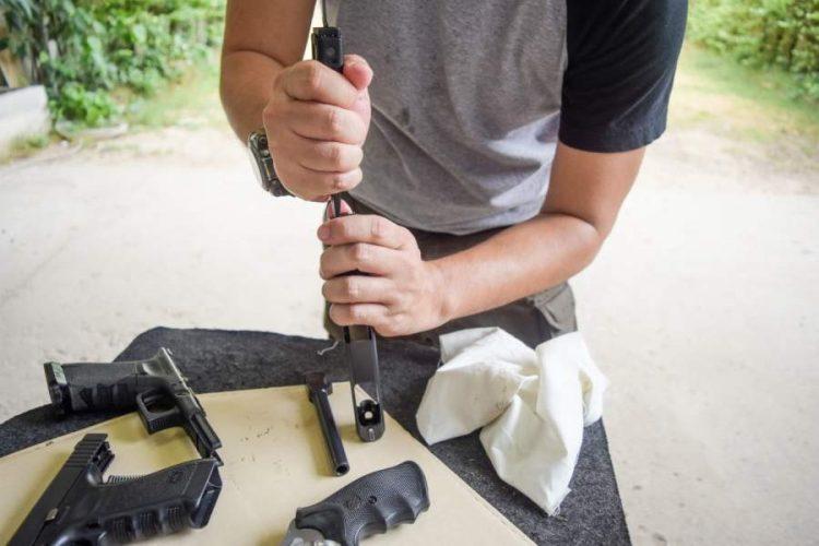 Gun Maintenance