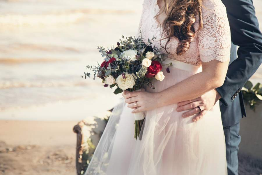 Bridal Bouquet Types