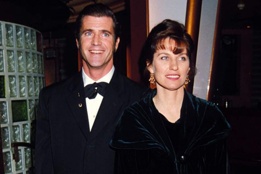 Robyn Moore Gibson & Mel Gibson