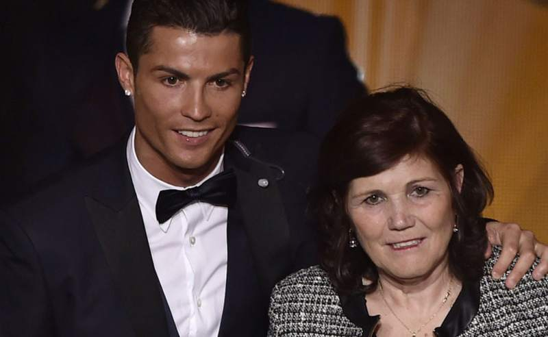 Cristiano Ronaldo Mother
