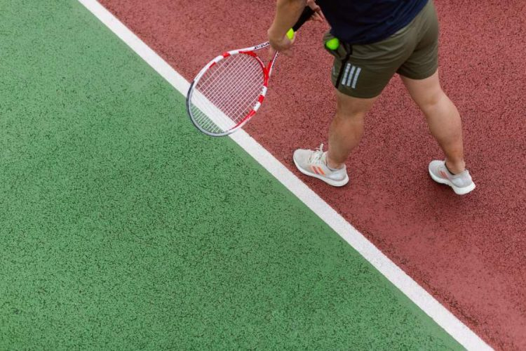 5 Tennis Drills the Pros Use