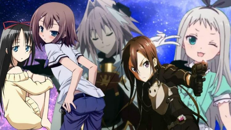 Best Anime Trap Characters