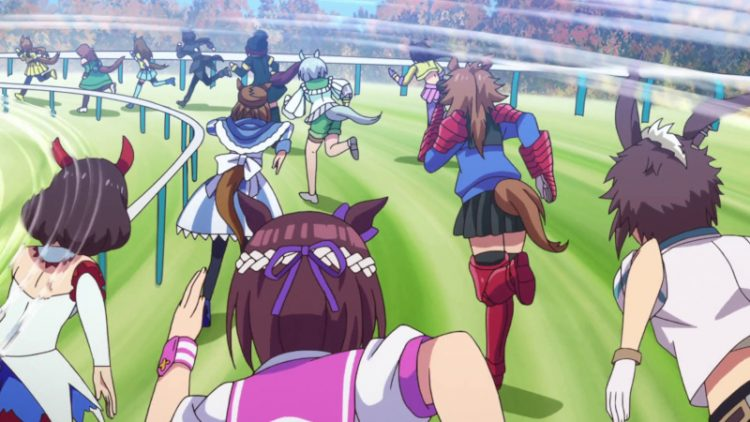 Beautiful Anime Horse Girls