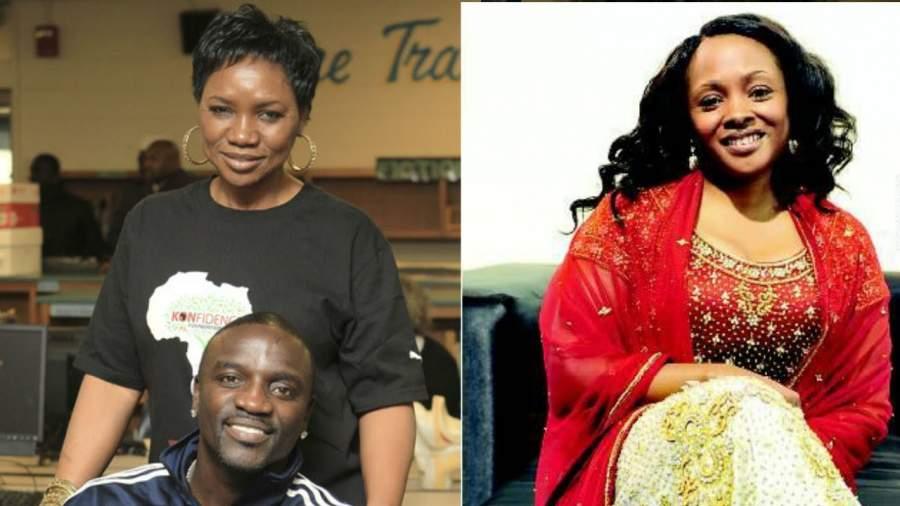 Akon wife Tomeka Thiam