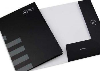 What is a Presentation Folder
