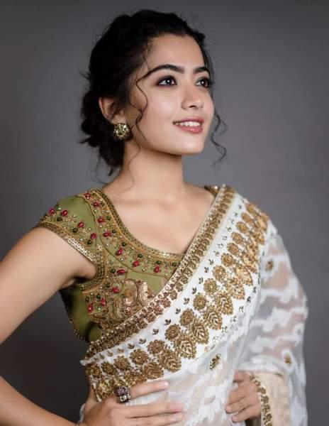 Indian Actress-Rashmika Mandanna