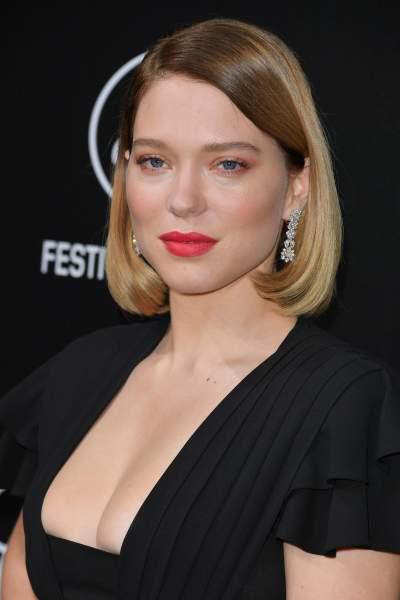 French Actress - Léa Seydoux