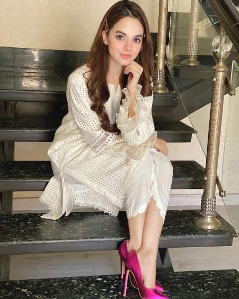 Pakistani Actress-Komal Meer