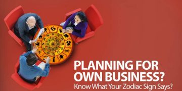 Business based on Zodiac Sign