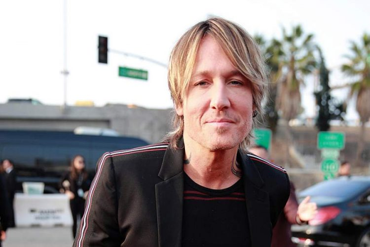 Keith Urban Face and The Plastic Surgery
