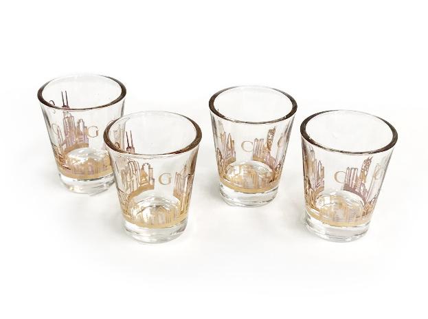 shots Glassware