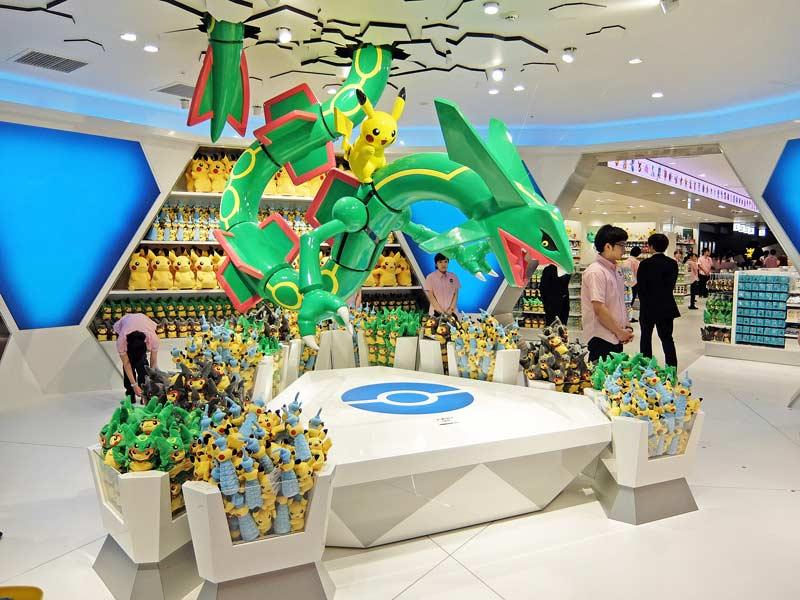 Pokémon Center Sky Tree Town