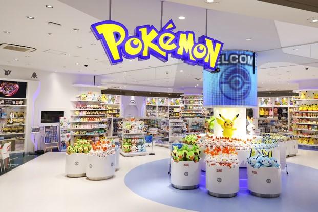 Pokemon Center TOKYO-BAY