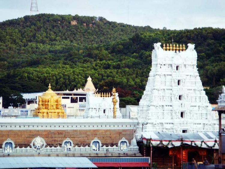 Sri Tirupati Balaji Venkateswara Temple